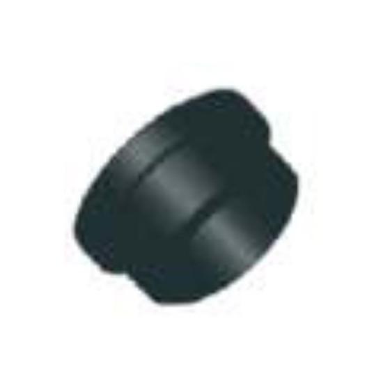 BOUCHON POUR TUBE Ø42.4mm PRIX POUR UN  LOT DE 10