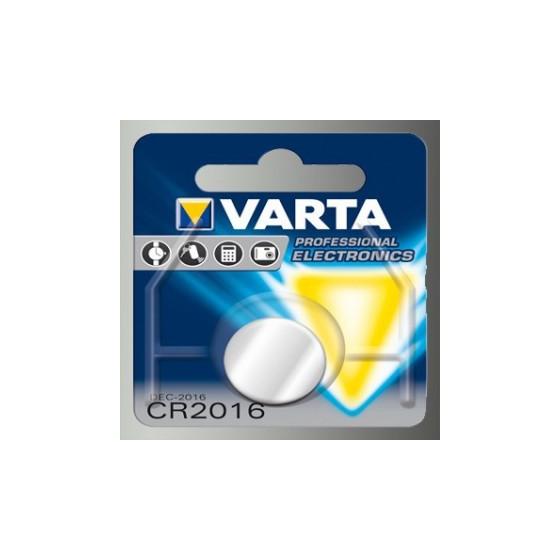 VARTA PILE electronique lithium CR2430 ref. 6620101401