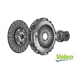 KIT EMBRAYAGE D: 395MM 827174  IVECO 504128431,  504128435